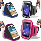 NEW FOR SPORTS RUNNING GYM ARMBAND STRAP CASE COVER FOR HUAWEI Y330 & Y550