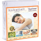 Fitted Deep Pocket Mattress Protector Waterproof Hypoallergenic Pad Bed Cover