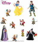 BULLYLAND DISNEY SNOW WHITE FIGURES - Choice of 11 different figures inc Dwarfs