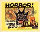 Curse of the Demon (DVD, 1957 HORROR OCCULT SATANISM)