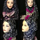 Large Very Gorgeous New Design Cotton With Tassels hijab, Scarf, Womens Shawl