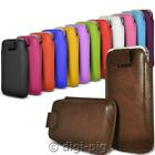 PROTECTIVE PHONE COVER CASE POUCH WITH PULL TAB FOR MOST NOKIA MOBILES
