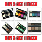 Famous By Sue Moxley Quad Eyeshadow - Choose Your Shade Buy 3 Get 1 Free