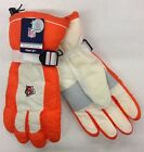 NWT NFL Cincinnati Bengals Reebok Men's Winter Ski Glove w/ Gripper Palm NEW! on eBay