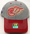 NHL Detroit Red Wings Winter Classic Wool Blend Cap Hat Beanie Style  M285Z NEW