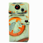 Star Wars BB-8 Droid Leather Wallet Card Flip Stand Case For iphone 6 6s 7 Plus