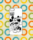 Disney Mickey Minnie Mouse Hug Case For iPhone iPad Samsung Galaxy Cover 388