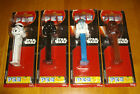 STAR WARS ~ THE FORCE AWAKENS ~ PEZ DISPENSERS & CANDY