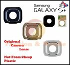 Genuine Replacement Camera Lens Cover Frame Part For Samsung Galaxy S6