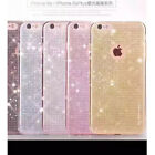 New Luxury Bling Sparkle Glitter Rubber Soft TPU Cover Case For iPhone 6 6S Plus