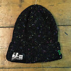 New Era Flecked Out Beanie Hat Brand New. Black or Blue