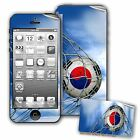 Skin / Decal for iPhone 5/5S with Flag of South Korea - Many Designs