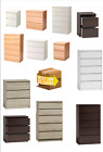 IKEA KULLEN & IKEA STYLE CHEST OF DRAWERS. 2, 3, 4 & 5 DRAWERS VARIOUS COLOURS