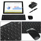 EEEKit for Microsoft Surface,Wireless 2.4G Keyboard Mouse Combo Kit+Hub+Stylus