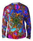 Yizzam- Psychedelic Curl - New Mens Long Sleeve Tee Shirt XS S M L XL 2XL 3XL 4