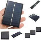1/2/3/4/5.5/6V Mini Solar Panel Cubicle For Power Module Battery Charger Toys Light