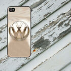 Volkswagen Emblem Rubber Case for iPhone 5/5s/5c/6/6s/7 Galaxy S4/S5/S6/S7