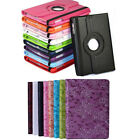 Simple 360 Rotating Leather Smart Cover Hard Back Case Sleep/Wake For Apple iPad