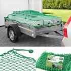 Cargo Net Trailer Mesh Net Trailer Net Load Security Net Covering Net All Sizes <br/> Anti-UV,6mm elastic rope,1.5 x 2m to 3 x 5m