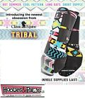 NEW Classic equine legacy boots TRIBAL Print Turquoise Horse SMB medicine boots