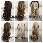 PONYTAIL Hair Extension.CURLY, thick. ORIGINAL PHOTO'S of the pieces we sell!!