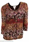 New Ladies Girls Floral Print Stretch Lined Lace Boho Party Tunic Crop Top