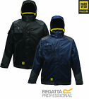Regatta Hardwear Generator Mens Heavy Duty 150d Toughened Waterproof 3in1 Jacket
