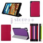 """New Magnetic Tri-Fold Flip Stand PU Leather Cover Case for Lenovo Tab S8-50 8"""""""