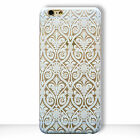 HENNA Flower Paisley Tribal Elephant Cover Phone Case for iPhone 5S 5C SE 6 6S +