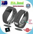 Fit Band -new improved features same as fitbit HR - Works with IOS and android