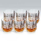 210ml Crystal Glass Whiskey Old Fashioned Glasses Tumbler Pilsner Cups Mug