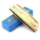 HUANG 102 Thickened Blues Harmonica Key of C