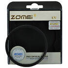 ZOMEI 52/55/58/62/67/72/77/82mm Ultra-Violet UV Lens protecter for DSLR Camera <br/> CA warehouse ,30days Return !