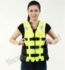 Outdoor Professional Life Jacket EPE Foam Fishing Swimming Safety Vest