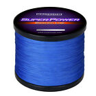 KastKing SuperPower Braid Fishing Line ( 330-1100 Yards )- Blue - Select LB Test