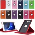 "360 Rotate Leather Case Cover For 7"" Samsung Galaxy Tab A 7.0 SM-T280 Tablet"