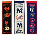 "Heritage 32"" Banner Embroidered Wool Pennant   * Pick Your Team * on Ebay"
