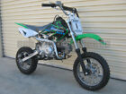 SEMI AUTOMATIC DIRT BIKE MOTOR THUMPSTER 90cc MOTORBIKE Elec Start 4 Stroke
