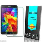 ZenTech Tempered Glass Screen Protector Guard For Samsung Galaxy Tablet + Stylus