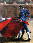 Spanish Bullfighter Impressionism Spain Oil Painting Impressionist Decoraction