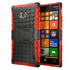 Dual Layer Shockproof Cover Hybrid Rugged Case for Nokia Lumia 930/Icon 929