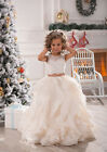 Flower Girl Dresses for Wedding Birthday Communion Prom BallGown Pageant Party M