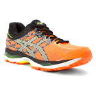 ASICS Mens GEL-CUMULUS 17 LITE SHOW Orange/Yellow/Black Running Shoes T5E4N.3007