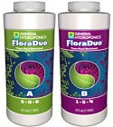 General Hydroponics FloraDuo Part A & B - GH Flora Duo Veg Grow Bloom Nutrients