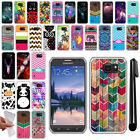 For Samsung Galaxy S6 Active G890 TPU Soft Protective SILICONE Case Cover + Pen