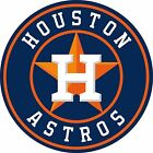 Houston Astros - Vinyl Sticker Decal - Baseball MLB Full Color CAD Cut Car on Ebay