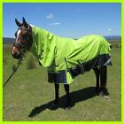 LOVE MY HORSE 5'0 - 6'9 1200D 300g Winter Waterproof Combo Rug Lime / Navy