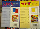 BURDA TRACING CARBON PAPER VARIOUS COLOURS