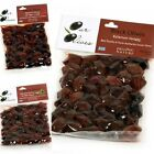 High Quality Greek Kalamata Variety Olives Plain & Marinated In Vacuum Packs.