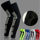 New Sports Leg Support Stretch Socks Compression Sleeve Running Gym Exercise